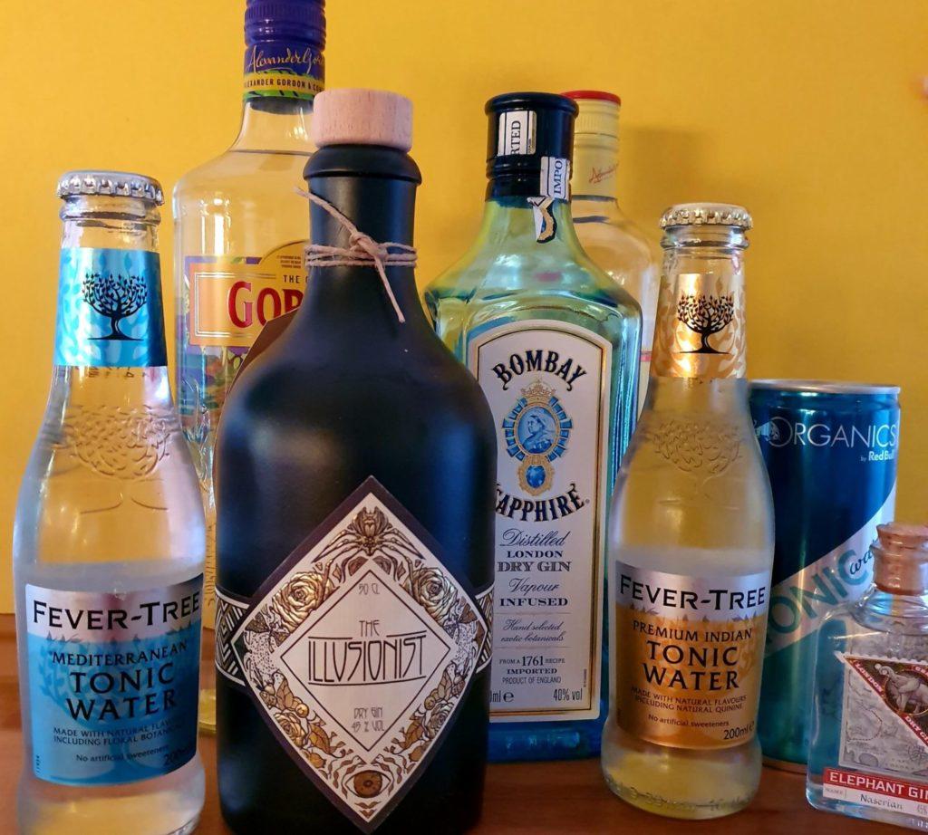Gin Tastings als Hobby
